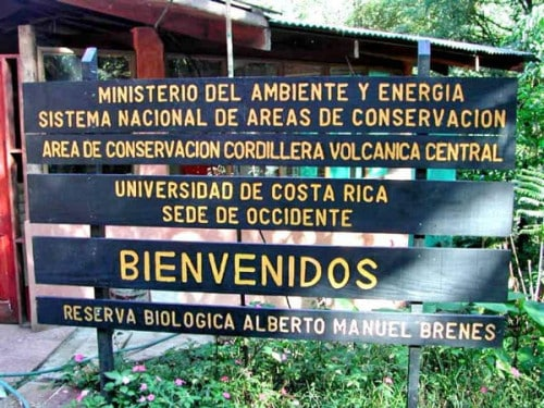 Reserva Biológica Alberto Manuel Brenes