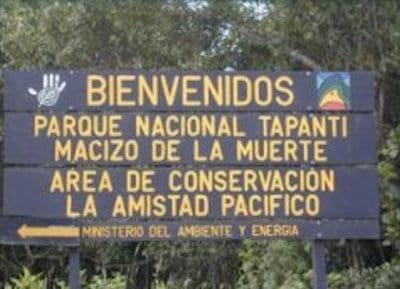 Parque Nacional Tapantí – Macizo de la Muerte