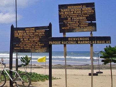Parque Nacional Marino las Baulas
