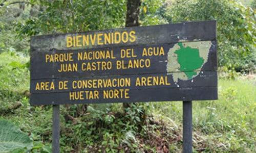 Parque Nacional Juan Castro Blanco
