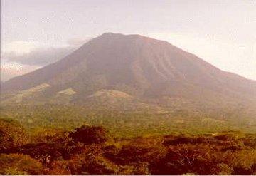 Volcán Orosí