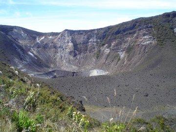Volcán Turrialba